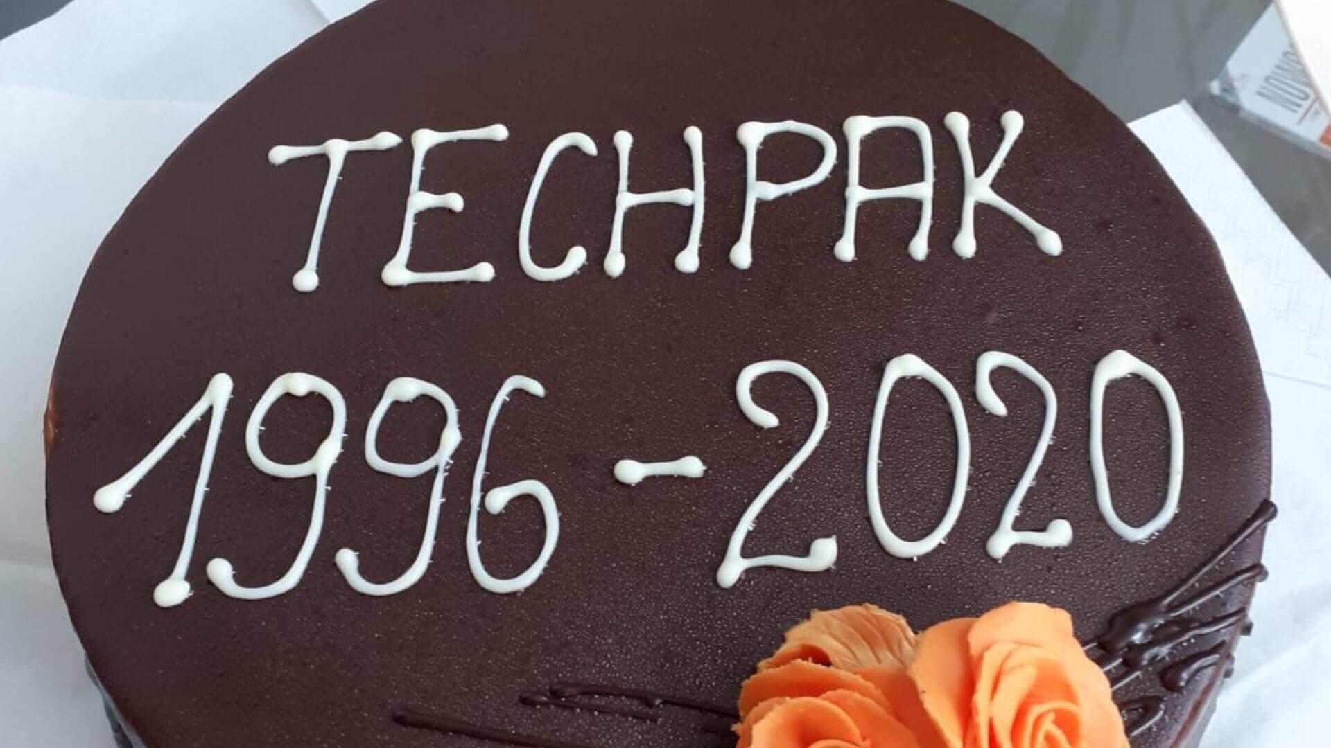 Techpak Group  świętuje jubileusz 24-lecia istnienia firmy